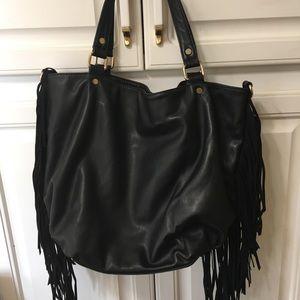 Deuce Lux Bag with Fringe